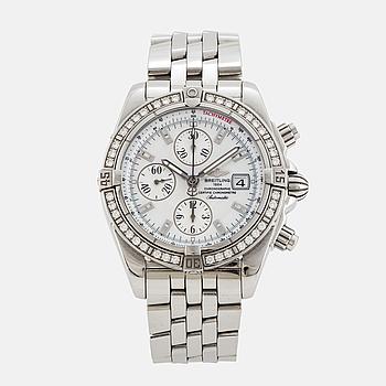 BREITLING, Evolution Acier, wristwatch, 44 mm.
