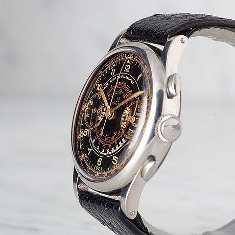 Omega, chronograph.