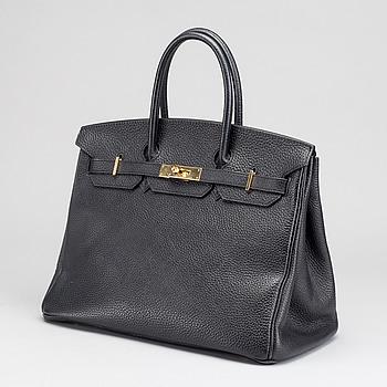"""HERMÈS, """"Birkin 35"""", väska."""