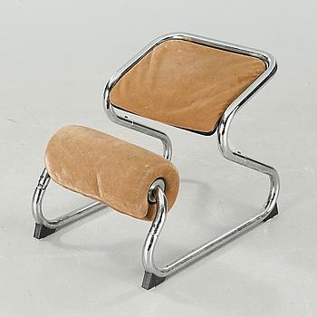"""SVEIN GUSRUD, sittpall, """"Balans Active   Jr"""", Håga, modell formgiven 1979."""
