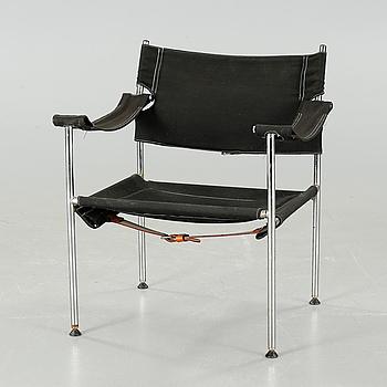 """SIGURD RESELL & CATO MANSRUD, stol, """"Irafas"""", Anders Grasaasen's Fabrikker, ca 1965."""