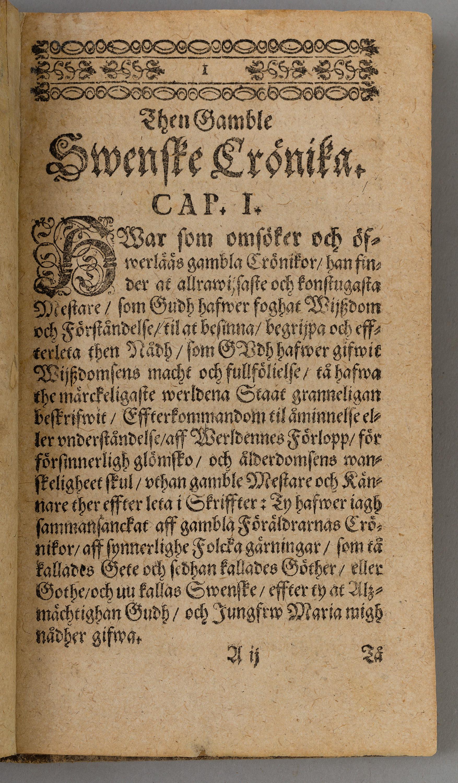 Johannes Messenius