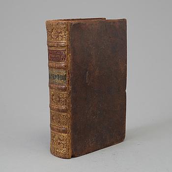 BOK, Upptäckter i Söderhavet 1767-70,  Upsala 1776.