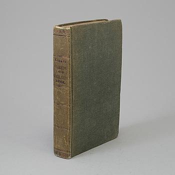 BOK, Carl von Linné: Öländska och Gothländska resa, Stockholm & Upsala, 1745.