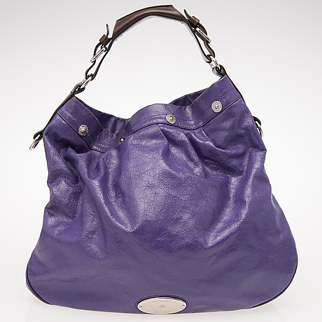 MULBERRY, A Patent Leather Mitzy Hobo Bag. - Bukowskis 5d99077f82