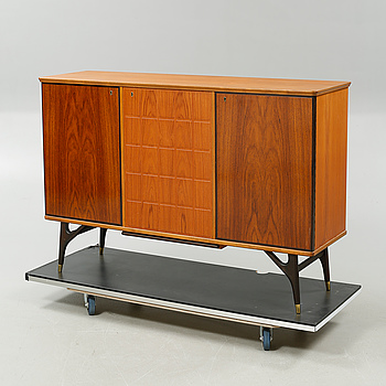 A 1950/60s sideboard by Tabergs Möbler.
