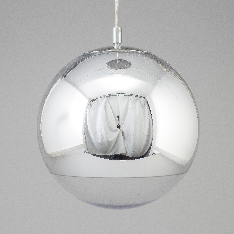 A mirror ball pendant light by tom dixon bukowskis 10873268 bukobject mozeypictures Choice Image