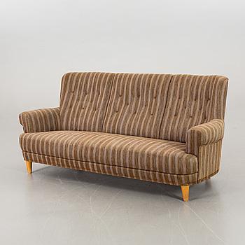 """CARL MALMSTEN,  soffa """"Wergeland""""."""