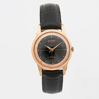 SUNEX, armbandsur, 33 mm,