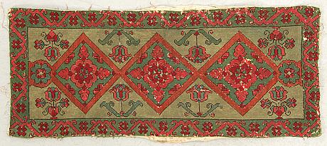 A swdish agedyna scania around 1900 ca 122 x 50 cm