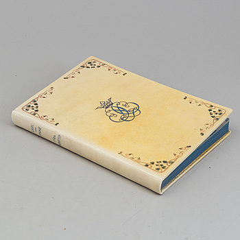 BOK, Carl von Linné: Fyra skrifter, Stockholm, Nordiska Bibliofilsällskapet, 1939.