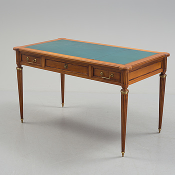 A first half of the 20th century Louis Seize style writing desk.