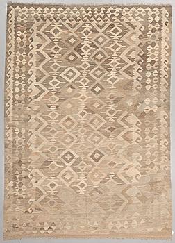 KELIM, orientalisk, ca 285 x 205 cm.