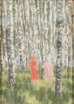 VASSILY N. BAKSHEEV, BJÖRKAR.