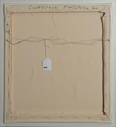 """Alvar gullichsen,""""composition""""."""