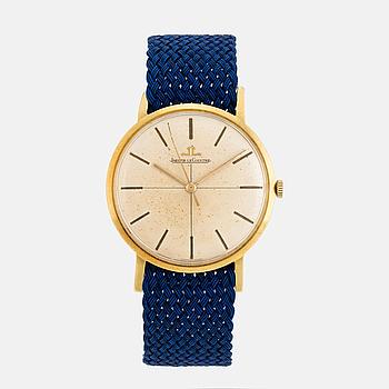 JAEGER-LeCOULTRE, wristwatch, 34 mm.