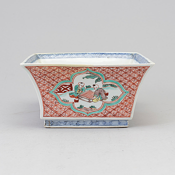 SKÅL, porslin. Japan, tidigt 1900-tal.