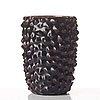 Axel salto, a glazed stoneware vase, royal copenhagen, denmark.