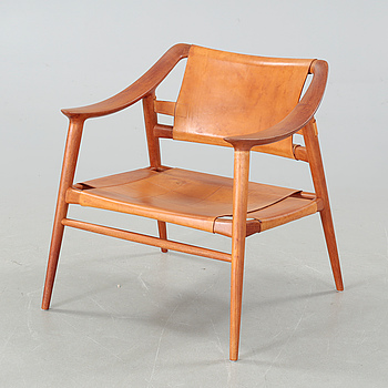 "A chair ""56/2"" from the Bambi collection, designed by Adolf Relling & Sigurd Resell in 1955, made by Gustav Bahus Eft."