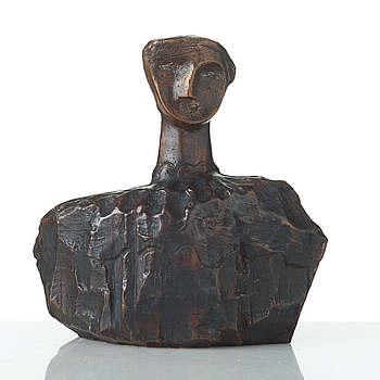TORSTEN JURELL, skulptur, brons, signerad Jurell och numrerad II/V.