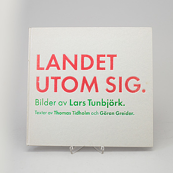BOK: Landet utom sig, T Tidholm & G Greider. 1993.
