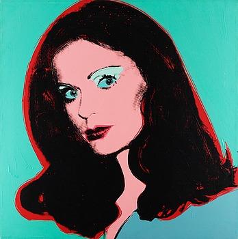 380. Andy Warhol, Scandinavian Beauty.