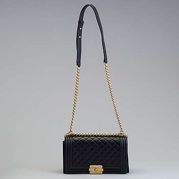 "VÄSKA, ""Boy Bag"", Chanel, 2016."