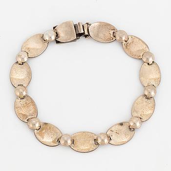 ALTON, armband, silver, Falkenberg, 1959.