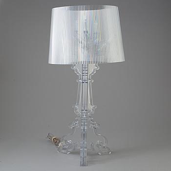 """a lamp """"Bourgie"""", Ferruccio Laviani för Kartell."""