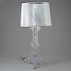 """A lamp """"bourgie"""", ferruccio laviani för kartell"""