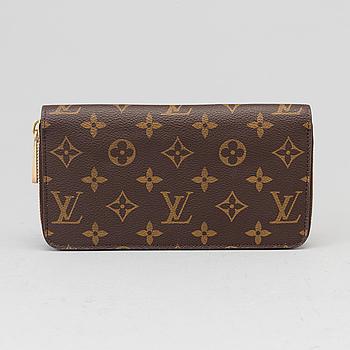 "PLÅNBOK, ""Zippy"", Louis Vuitton."