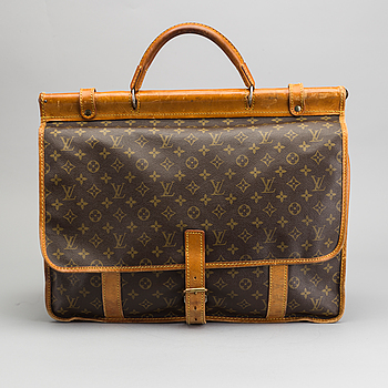 "LOUIS VUITTON, ""Hunting Kleber"", väska."