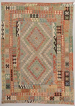 Kelim, orientalisk, ca 290x202.