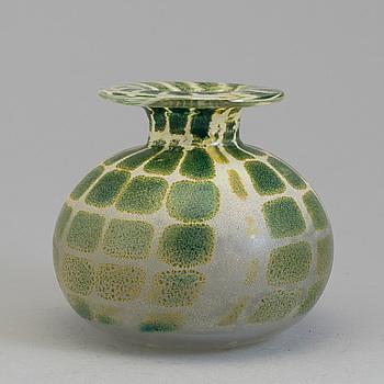 KJELL BLOMBERG, vas av glas, Gullaskruf 1960-tal.