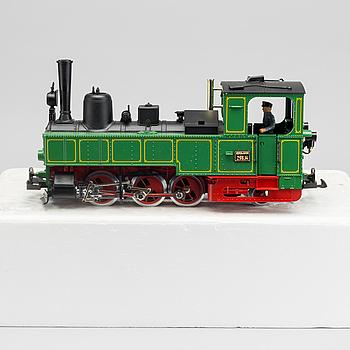 LEHANN GROSS BAHN, ånglok modell 2073D.