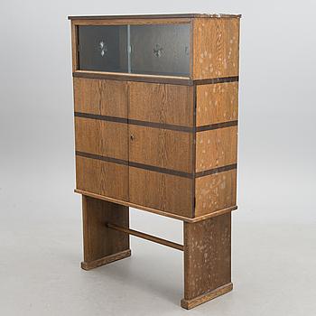 A 1930s Finnish cupboard.