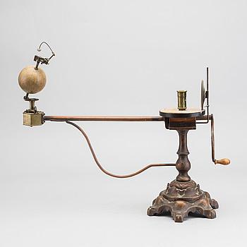 TELLURIUM, 1900-talets början troligen Fr J. Berg, Stockholm.