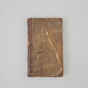 BOK: Kort Inledning til Historien, första delen 1721.
