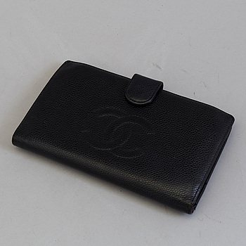 CHANEL, A wallet by Chanel.