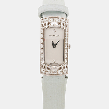 TIFFANY & CO, armbandsur, 13x28 mm,