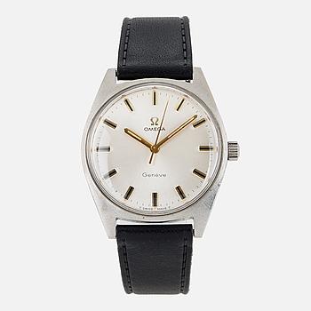 OMEGA, Genève, armbandsur, 34,5 mm,