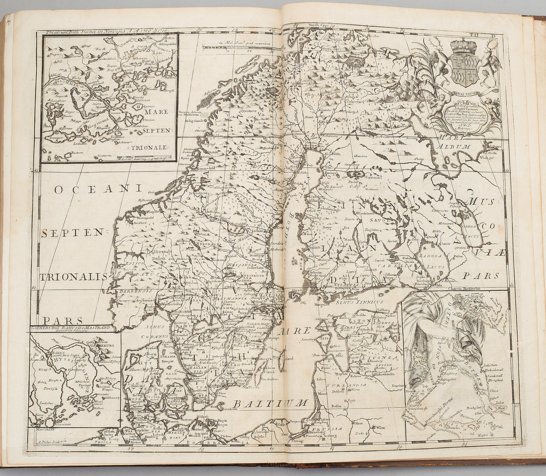 BOOKS, 3 vol, Aubry de la Motraye: Travels through Europe, Asia ...