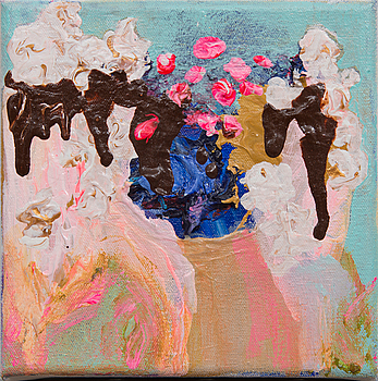 """EMMI KALLIO, """"THERE IS NO REGRET IN THE CANDY LAND""""."""