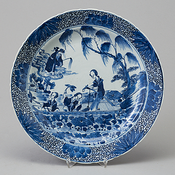 FAT, porslin. Kina, Qingdynastin, Guangxu (1875-1908).